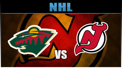 Minnesota Wild vs. New Jersey Devils at Xcel Energy Center