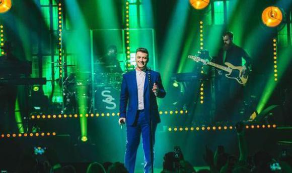 Sam Smith at Xcel Energy Center