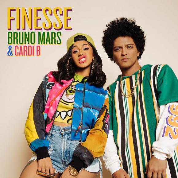 Bruno Mars & Cardi B at Xcel Energy Center