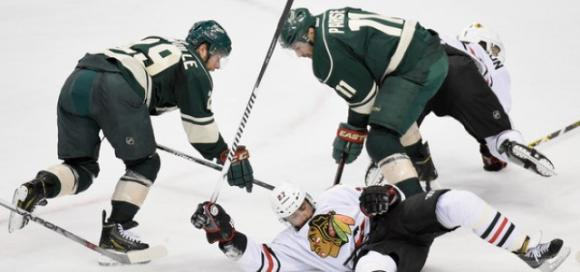NHL Western Conference Semifinals: Minnesota Wild vs. TBD - Home Game 4 (Date: TBD - If Necessary) at Xcel Energy Center
