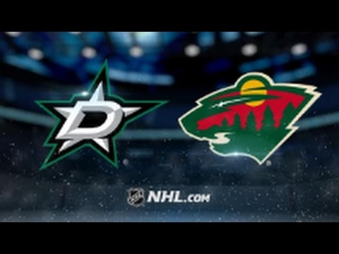 Minnesota Wild vs. Dallas Stars at Xcel Energy Center