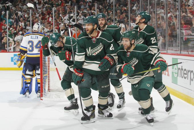 NHL Preseason: Minnesota Wild vs. Colorado Avalanche at Xcel Energy Center
