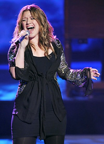 Kelly Clarkson at Xcel Energy Center
