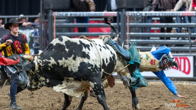 World's Toughest Rodeo at Xcel Energy Center