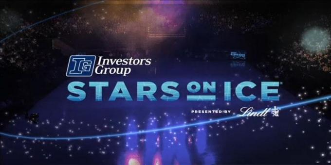 Stars On Ice at Xcel Energy Center