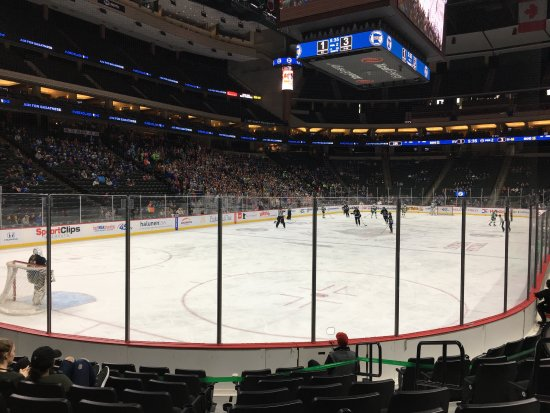 Minnesota State High School Girls Class A Hockey Tournament at Xcel Energy Center