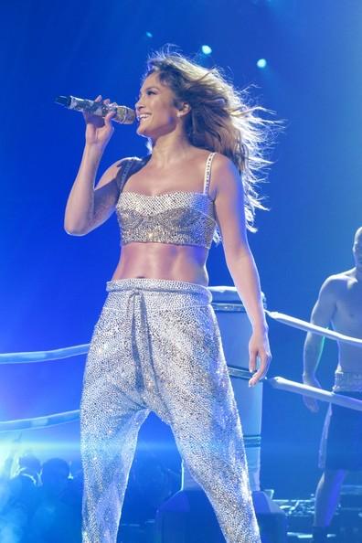 Jennifer Lopez at Xcel Energy Center