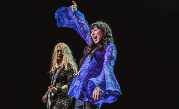 Heart & Joan Jett and the Blackhearts at Xcel Energy Center