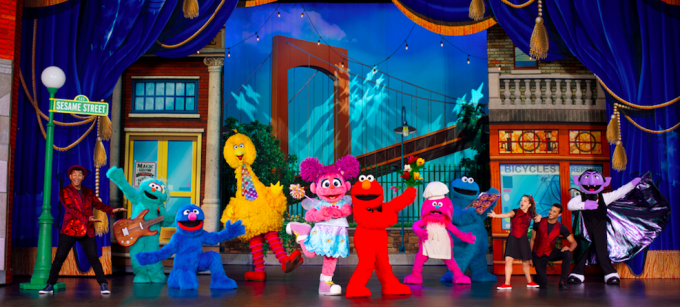 Sesame Street Live! Make Your Magic at Xcel Energy Center
