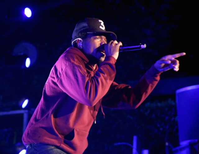 Chance The Rapper at Xcel Energy Center