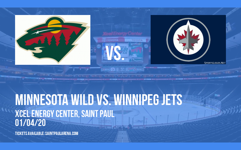 Minnesota Wild vs. Winnipeg Jets at Xcel Energy Center