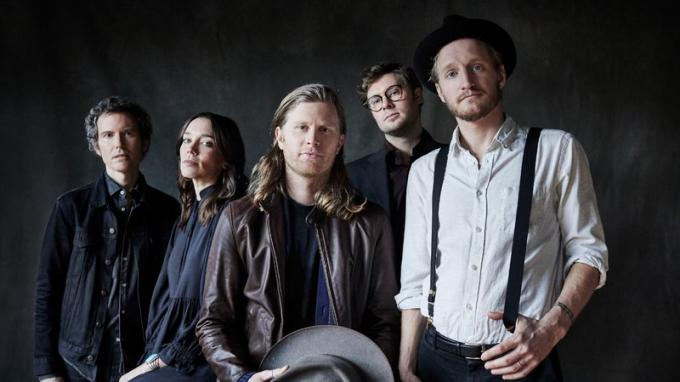 The Lumineers at Xcel Energy Center
