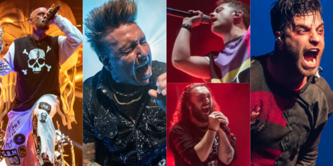 Five Finger Death Punch, Papa Roach, I Prevail & Ice Nine Kills at Xcel Energy Center