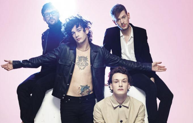 The 1975 at Xcel Energy Center