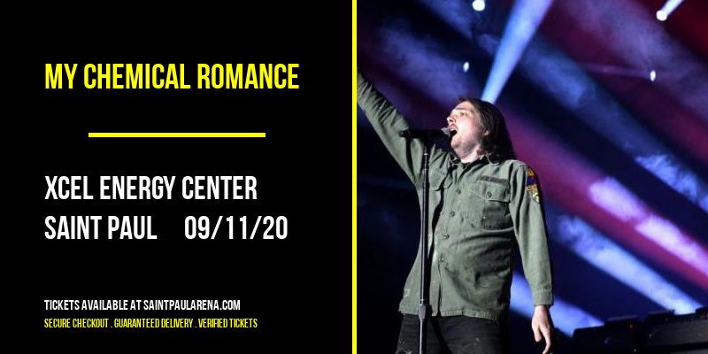 My Chemical Romance at Xcel Energy Center