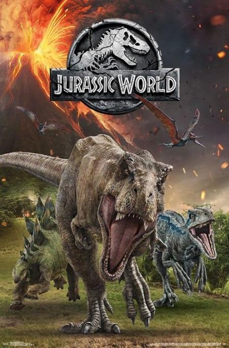 Jurassic World at Xcel Energy Center