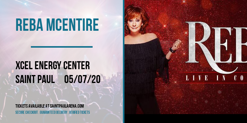 Reba McEntire [CANCELLED] at Xcel Energy Center
