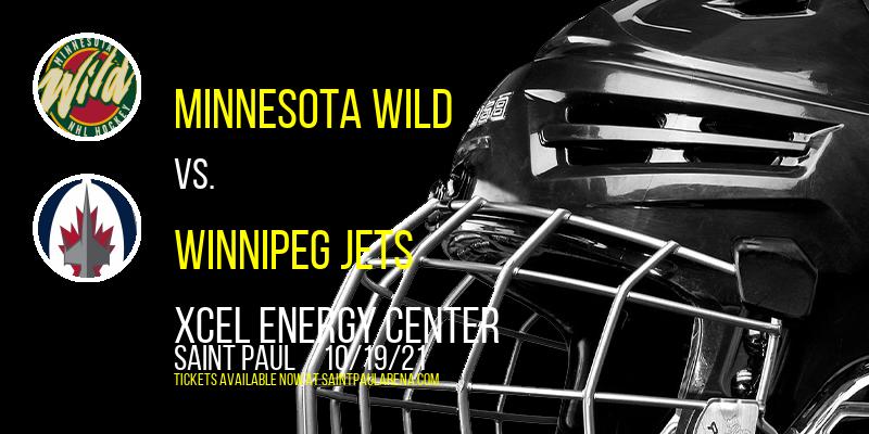 Minnesota Wild vs. Winnipeg Jets at Xcel Energy Center