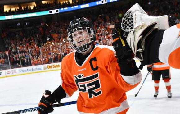 Minnesota State High School Hockey Tournament Class AA Championship Game - Session 4 at Xcel Energy Center
