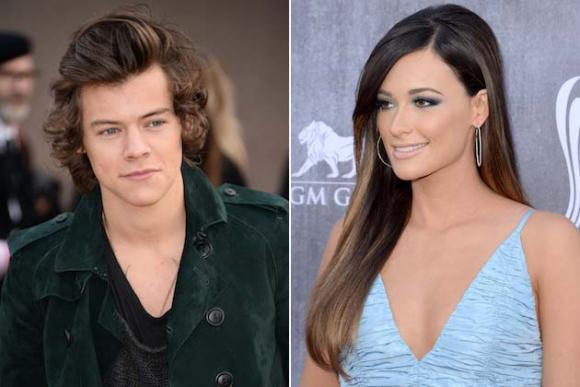 Harry Styles & Kacey Musgraves at Xcel Energy Center