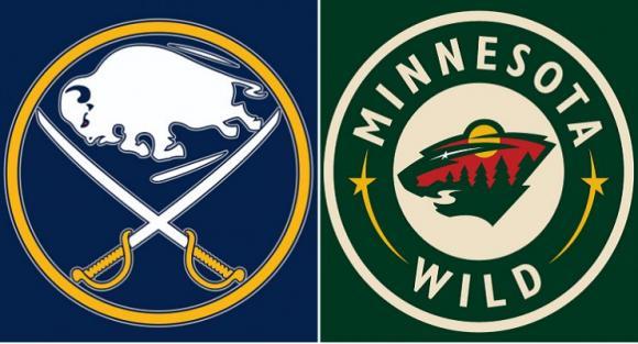 Minnesota Wild vs. Buffalo Sabres at Xcel Energy Center