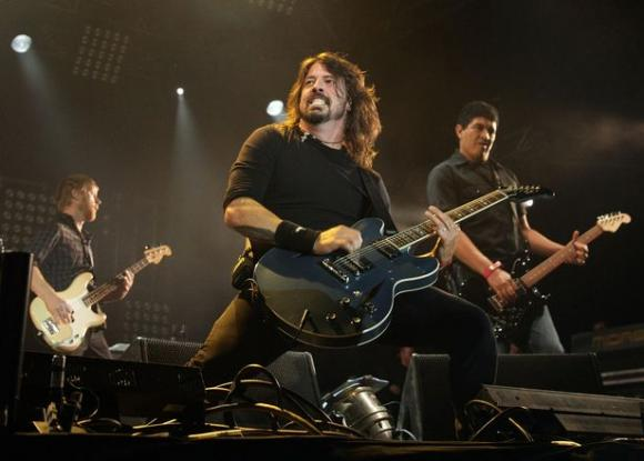 Foo Fighters at Xcel Energy Center