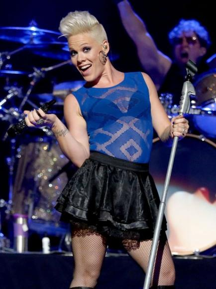 Pink at Xcel Energy Center