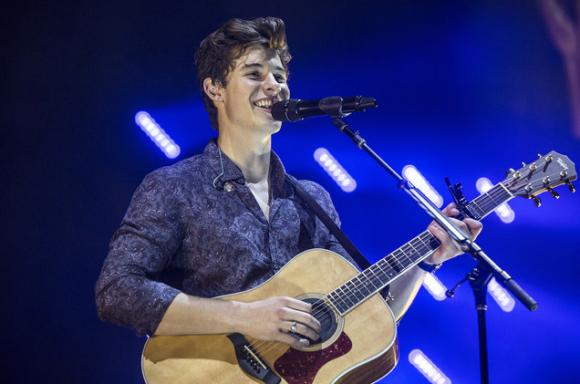 Shawn Mendes at Xcel Energy Center