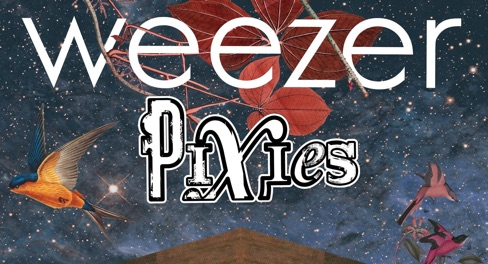 Weezer & Pixies at Xcel Energy Center
