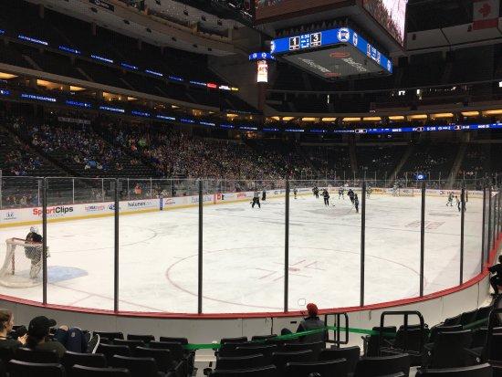 Minnesota State High School Girls Class A Hockey Tournament at Xcel Energy Center