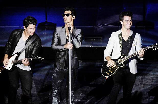 Jonas Brothers at Xcel Energy Center