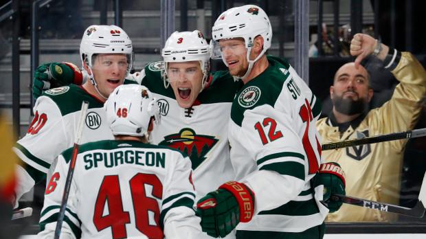 NHL Preseason: Minnesota Wild vs. Winnipeg Jets at Xcel Energy Center