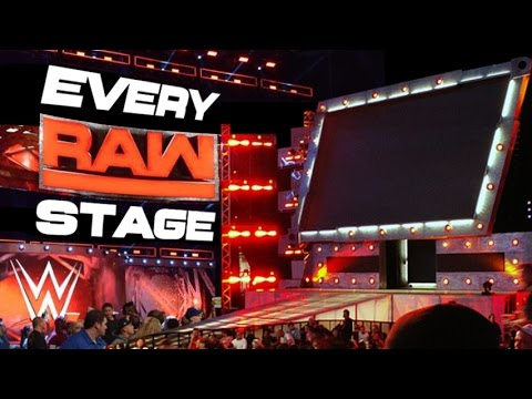 WWE Raw at Xcel Energy Center