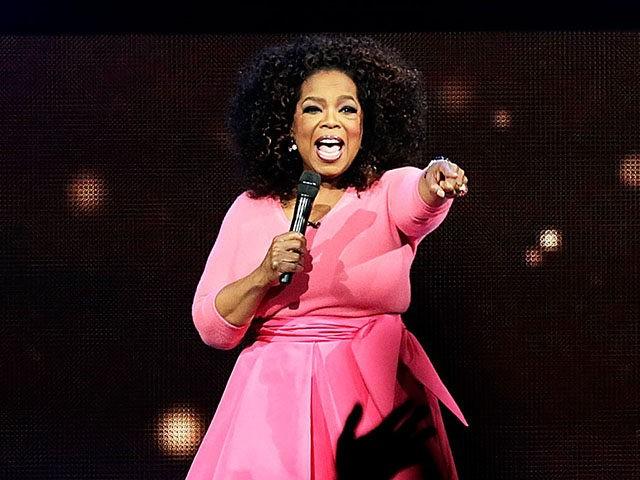 Oprah Winfrey at Xcel Energy Center
