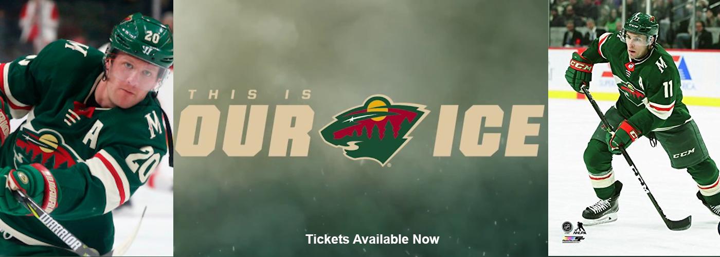 Minnesota Wild tickets