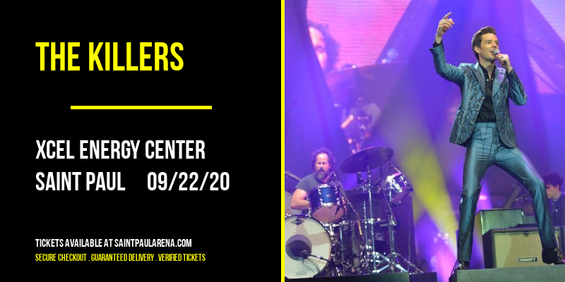 The Killers [POSTPONED] at Xcel Energy Center