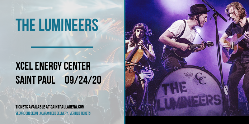 The Lumineers [POSTPONED] at Xcel Energy Center