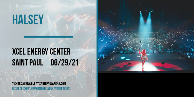 Halsey [CANCELLED] at Xcel Energy Center